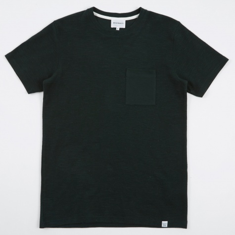 Niels Pocket T-Shirt - Moss