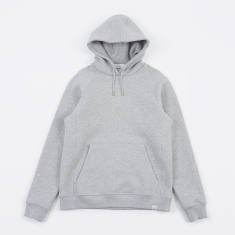 Norse Projects Ketel Classic Hood - Light Grey Melange