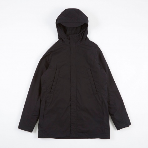 Lindisfarne 2.0 Cambric Jacket - Black