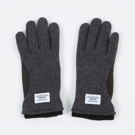 x Hestra Svante Gloves - Charcoal