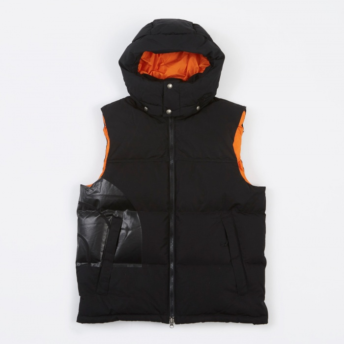 Junya Watanabe Man x The North Face W Name Vest - Black (Image 1)