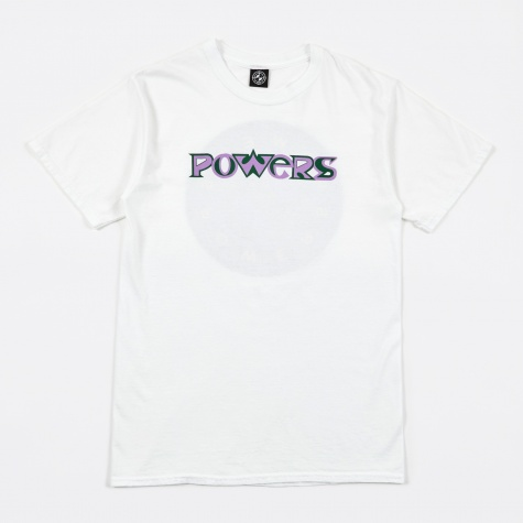 Powers + Target T-Shirt - White
