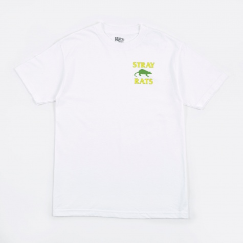 Rodentcide T-Shirt - White