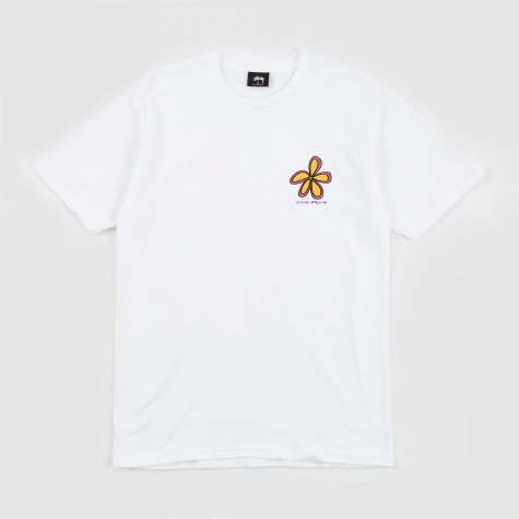 Old Flower T-Shirt - White