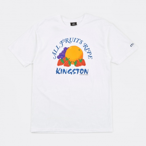 All Fruits Ripe T-Shirt - White