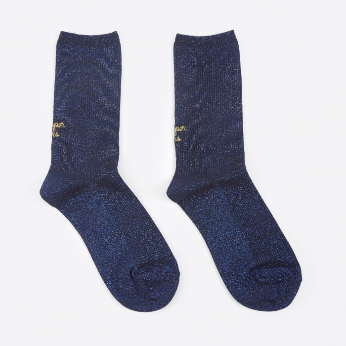 Neul Bumper Cars Socks - Royal Blue (Image 1)