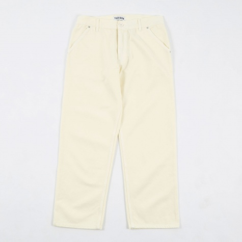 Tres Bien Carpenter Pant - Off White