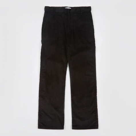 Tres Bien Work Trouser Cord - Black