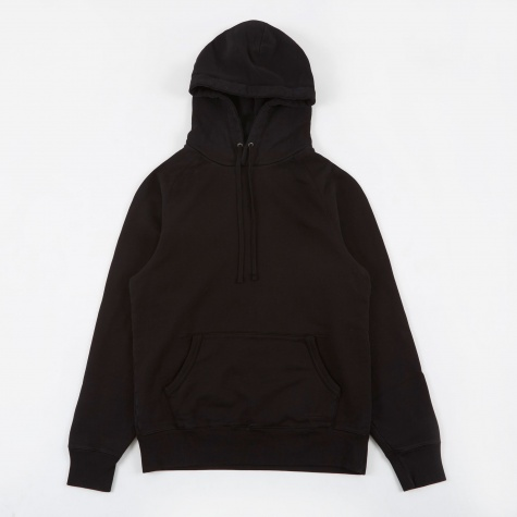 Ditch Heavy Weight Pullover Hoodie - Black