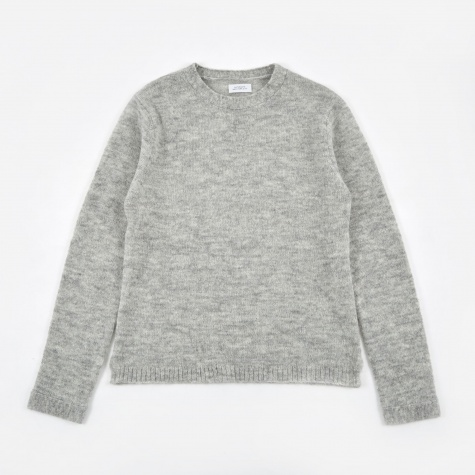 Wade Sweater - Ash Heather