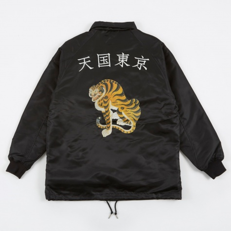 Boa Coach Jacket (Type-4) - Black