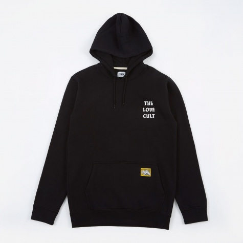 The Love Cult Hoodie - Black