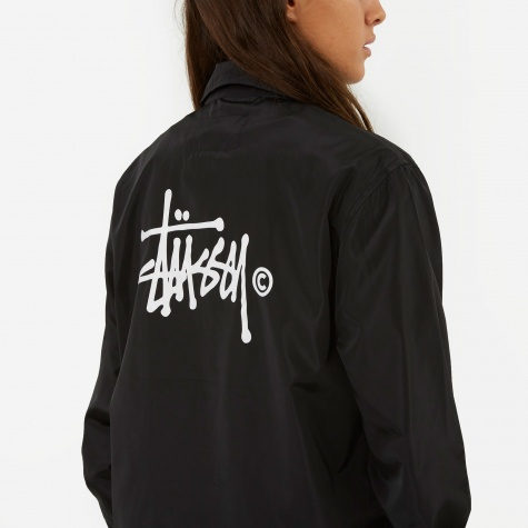 Newton Coach Jacket - Black