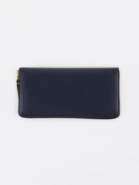 Comme des Garcons Wallet Classic Leather (SA0110) - Navy