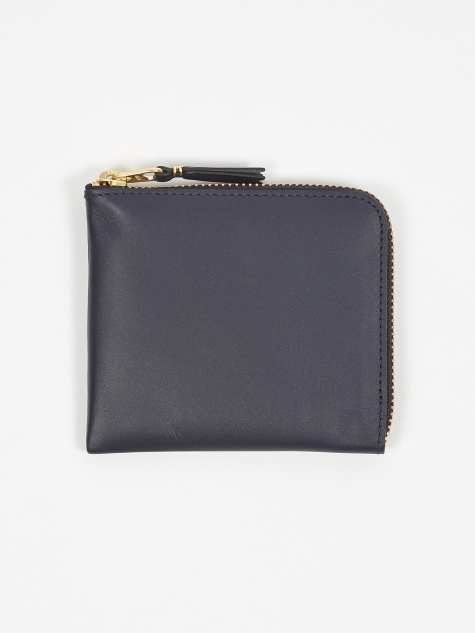 Comme des Garcons Wallet Classic Leather (SA3100) - Navy