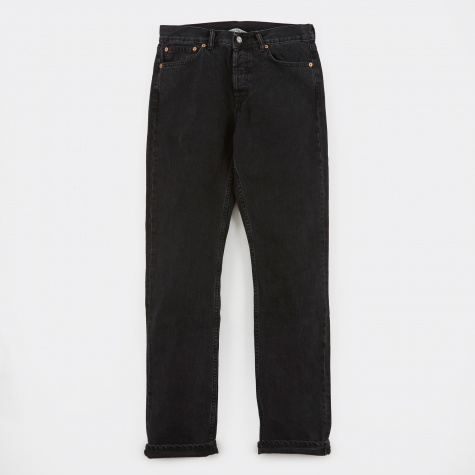 First Cut Denim Jeans - Black Rinse