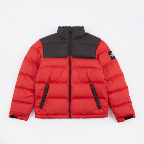 1992 Nuptse Jacket - Red