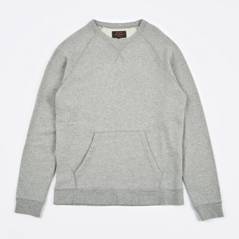 Crew Sweatshirt - Grey