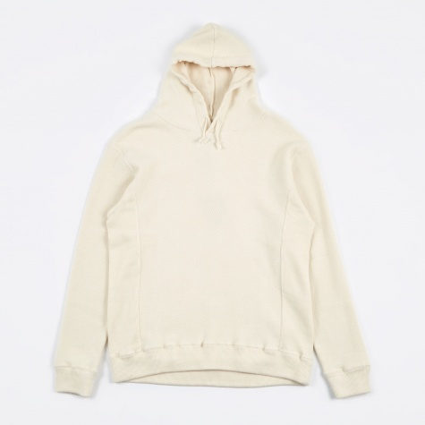 Hooded Sweatshirt - Oatmeal