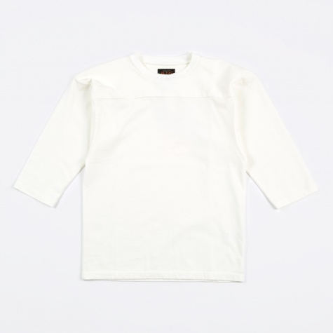25//2 Jersey Football T-Shirt - White
