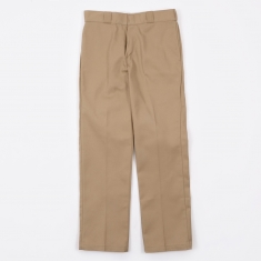 Dickies Original Work Trousers - Khaki