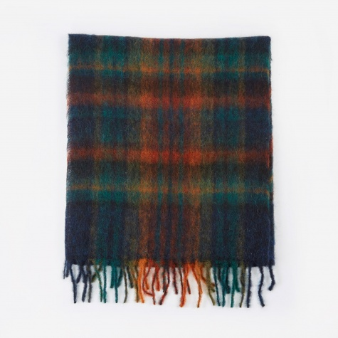 Fresia Check Scarf - Amused