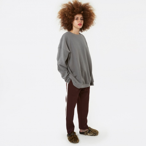 Classic Oversize Sweater - Grey/Stone