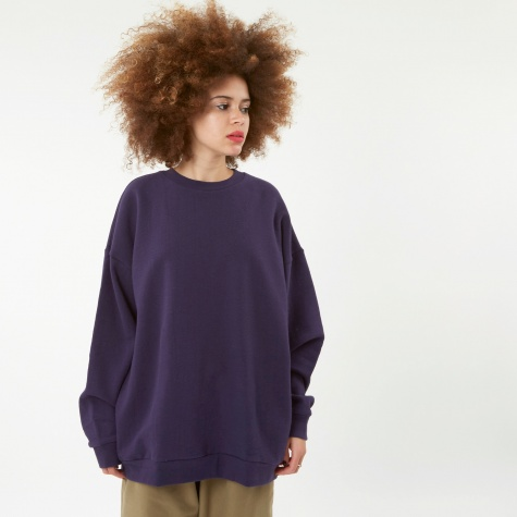 Classic Oversize Sweater - Ink Blue