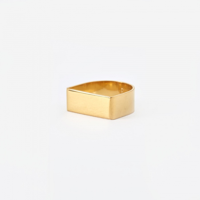 The Boyscouts PACK Ring - 18K Gold Plated (Image 1)