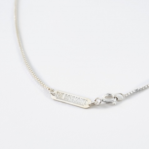 FACET Necklace - Sterling Silver