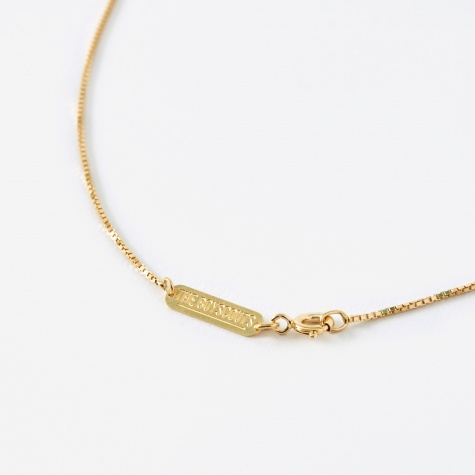 FACET Necklace - 18K Gold Plated