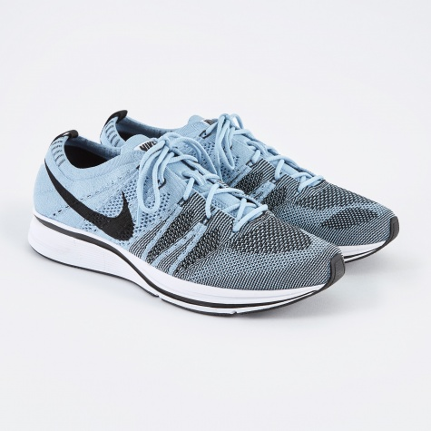 Flyknit Trainer - Cirrus Blue/Black-White
