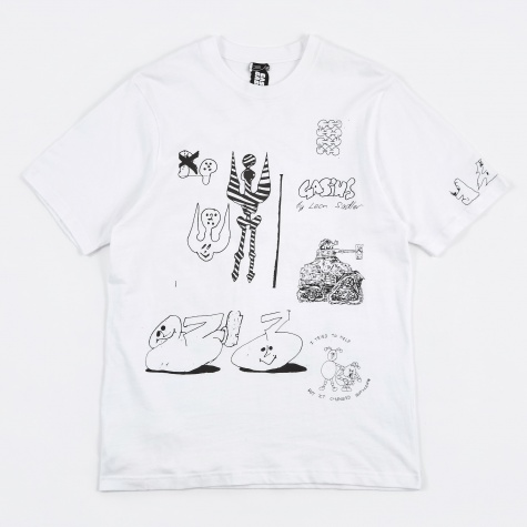 by Leon Sadler 1 T-Shirt - White