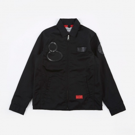 SJ Minute Man Jacket - Black
