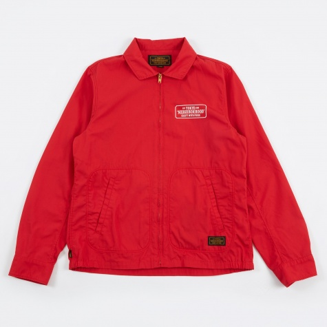 Drizzler Jacket - Red