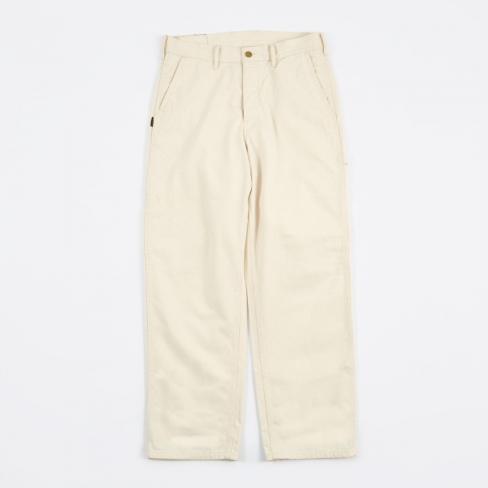 Neighborhood Painter Pant - Natural (Image 1)