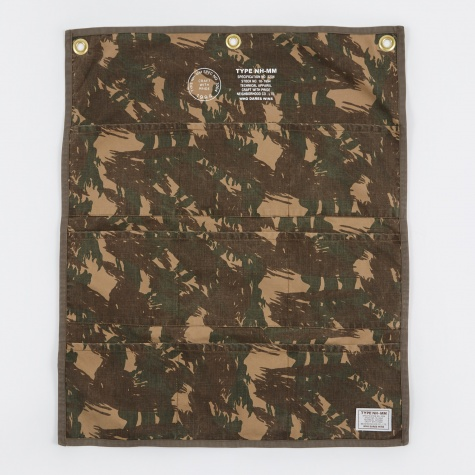 Wall Hanging Pocket - Camouflage
