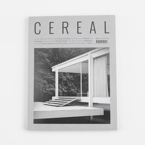 Cereal Magazine - Vol.14