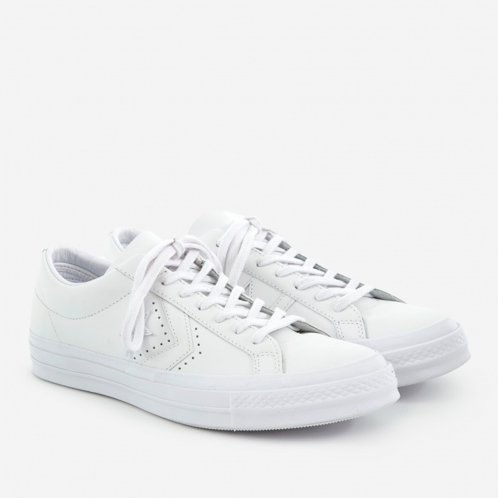 Converse x Engineered Garments One Star - White/White (Image 1)