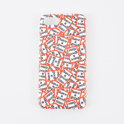 Frame Pattern iPhone 7 Case - Print