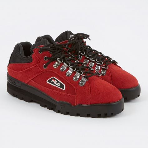 Trailblazer Suede - Red