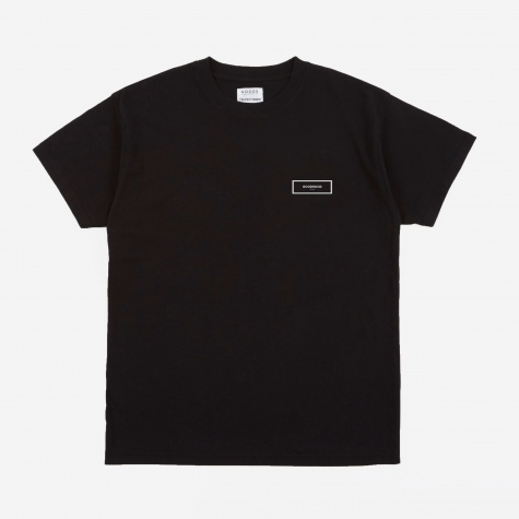 Mini Logo T-Shirt - Black