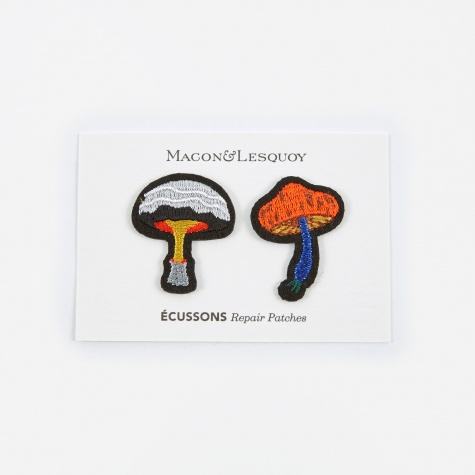 Mushroom Repair Patches