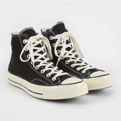 1970s Chuck Taylor All Star Hi - Black