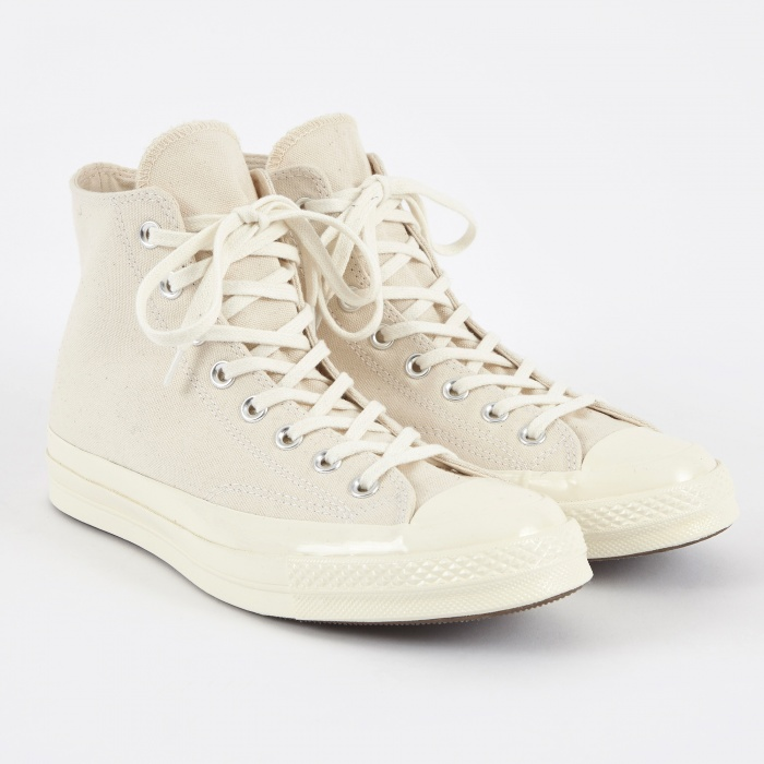 Converse 1970s Chuck Taylor All Star Hi - Natural (Image 1)