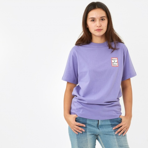 Mini Frame T-Shirt - Lavender