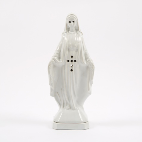 Maria Incense Chamber - White