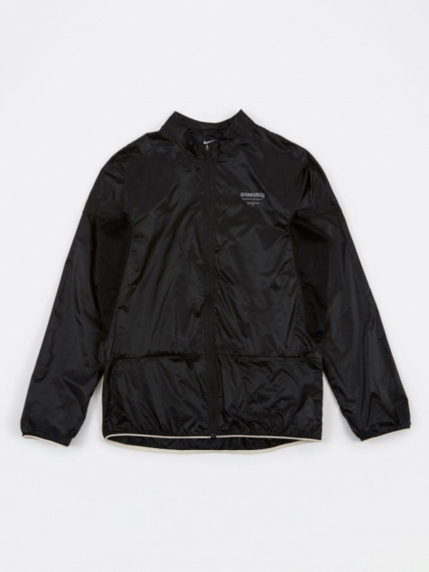 Packable Jacket - Black/Black/Lt Orew