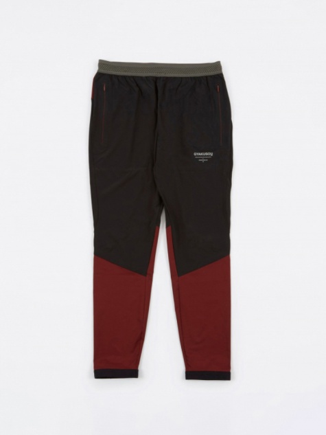 Pant - Black/Dark Team Red/Lt Orewood
