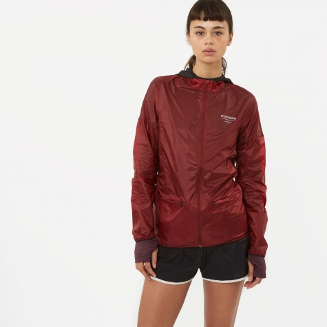 Packable Jacket - Dark Team Red/Dark